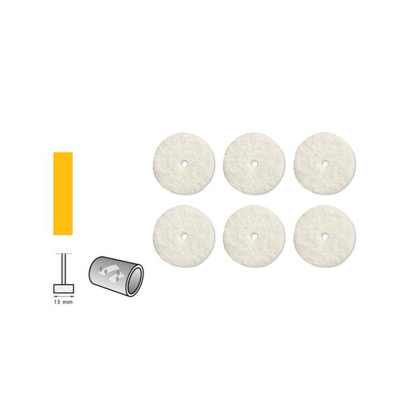 Dremel Polishing Wheels (414) A