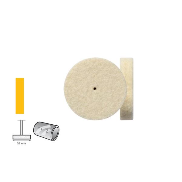 Dremel Polishing Wheels (429) A